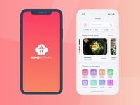 Home Kitchen | Food ordering and delivery iOS app