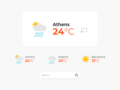 Weather Forecast search weather wordpress forecast