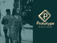 Prototype Boutique Logo