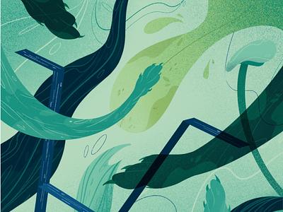 Procreate's #artmash ipad pro colors illustration digital art artmash procreate