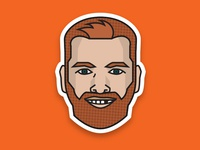 NHL Emoji Series - Claude Giroux