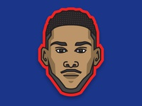 NBA Emoji Series - Ben Simmons