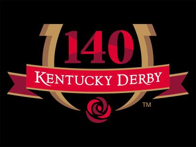 Kentucky Derby 140 Event Mark