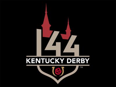 Kentucky Derby 144 Event Mark