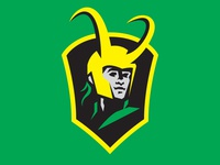 Loki Marvel Badge