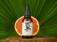 Zesty Citrus Beard Oil