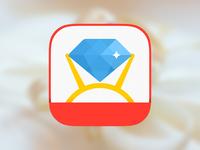 Wedding planner app icon