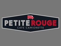 Petite Rouge Coffee Truck Option 1