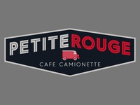 Petite Rouge Coffee Truck Option 3