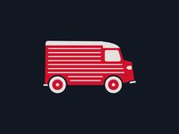 Little Citroen H Van