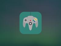 N64 iOS App Icon