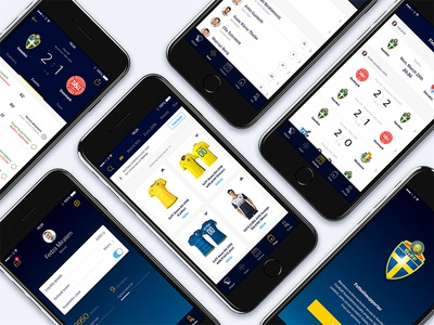 SvFF App Concept