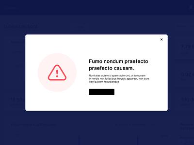 Pop-up web 2.0 web ad ui ux conception desk error alerte popup