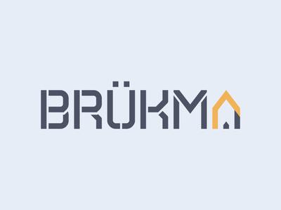 Brukma abstract nature marrakech construction beauty morocco arabic marketing trademark monogram mark luxury identity new agency luxe branding brand logo design