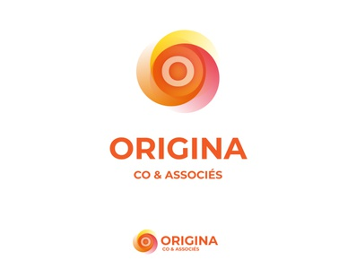 ORIGINA BRAND abstract marketing logo brand trademark monogram mark identity agency branding
