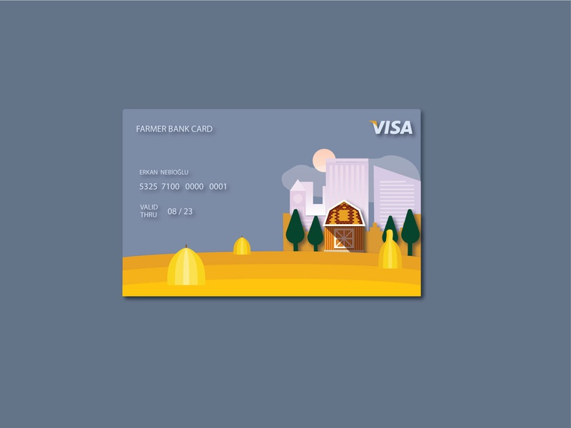 farmer bank card