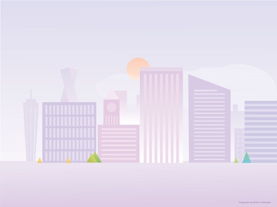 city illustration city illustration city branding city illustration art illustration