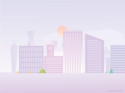 city illustration city illustration city branding city illustration art illustration