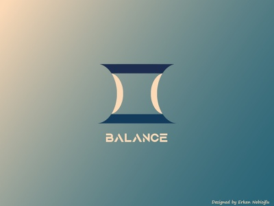 balance logo icon design logo design logodesign logotype logo