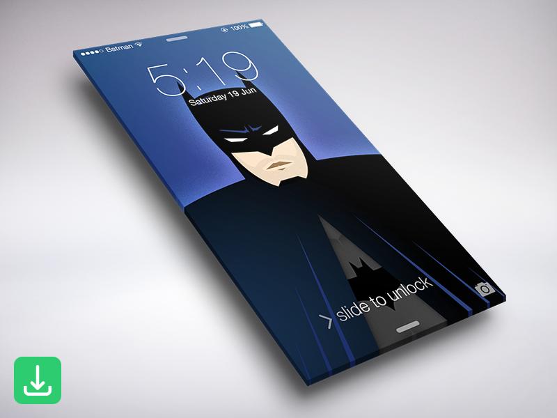 Batman Wallpaper by Yiğit Pınarbaşı on Dribbble