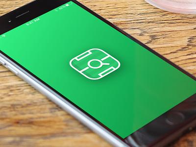 Pitch Finder Splash Screen ui icon iphone splash