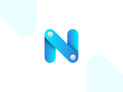 Nash Logo ux ui dashboard n word logo nash
