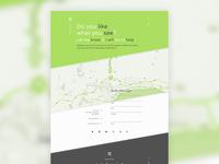 Qusq - Contact page