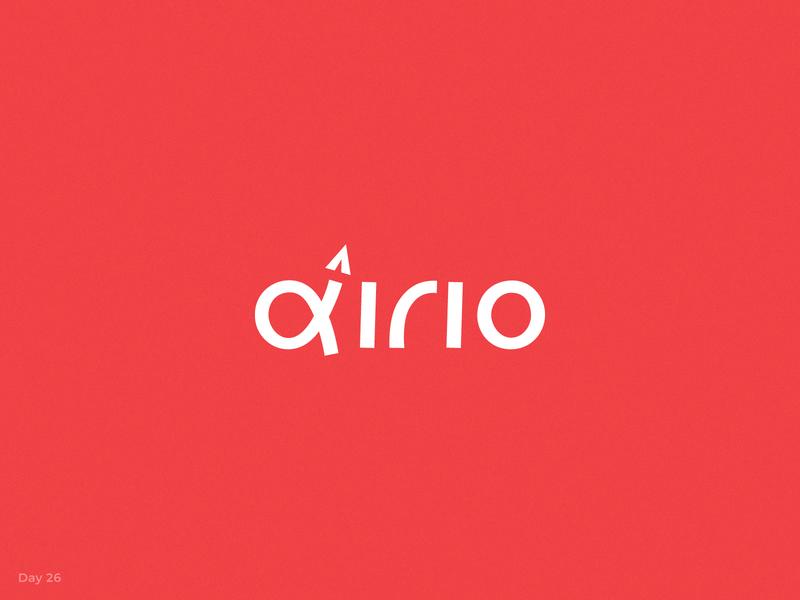 Airio — Daily Logo #26