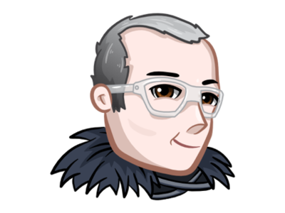 Sticker Avatar jonsnow cartoon gameofthrones got avatar