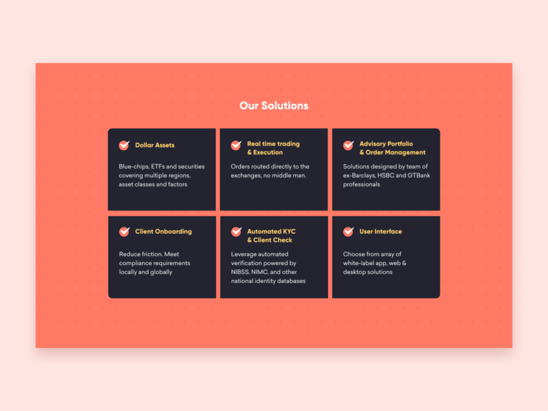 Product features section of a project I was working on features page features ui design