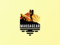 Makoa Drible logo concept