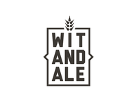 Wit and Ale - Option 1