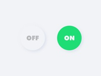 On/Off Switch - DailyUI 15