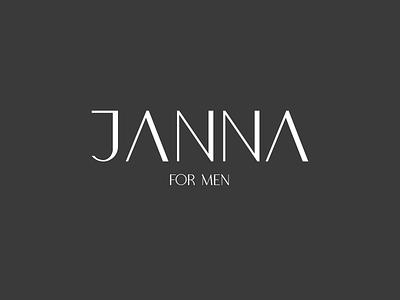 Janna For Men - Logo