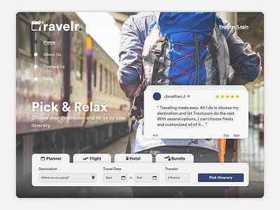 Traveling Itinerary Scheduler Website Design app vector dailyui typography design branding illustration itinerary travel website uiuxjakarta uiuxdesign uxdesign uidesign ux uiux ui behance dribbble