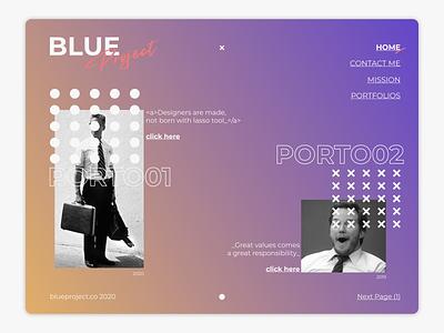 Portfolio Website Design app vector dailyui typography branding illustration uxdesign uidesign uiuxdesign designs ux uiux ui simple design website portfolio dribbble behance