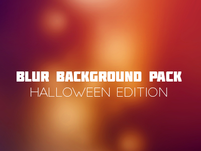 Free Blurred Background - Halloween Edition abstract halloween fantasy samain background blurred blur