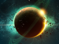 Space Background 2