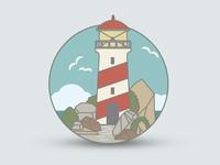 Lighthouse Day Version