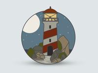 Lighthouse Night version