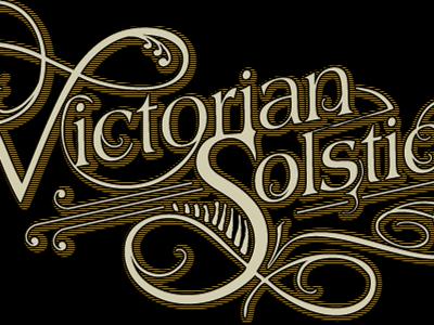 Victorian Banner by aramisdream - Dribbble