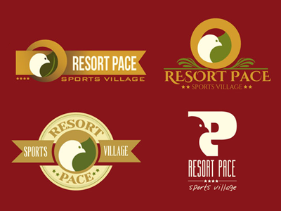 Resort Pace Wip logo brand agritourism resort dove holydays italy