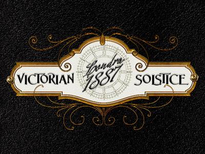 Victorian Banner final by aramisdream - Dribbble