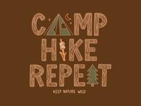 Camp Hike Repeat