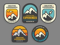 Elevator Up Patch Designs