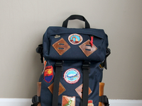 Topo pack photo