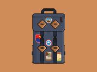 Topo Pack Illustration