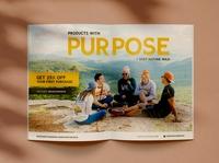Keep Nature Wild Magazine Ad