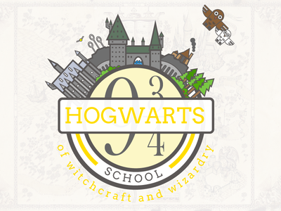 Hogwarts Emblem  harry potter hogwarts potter books magic muggle dropbox owl castle quidditch spell school