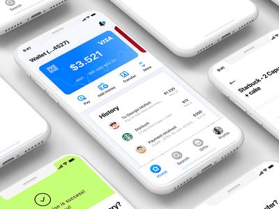 Mobi Wallet - 2018 Design Trends